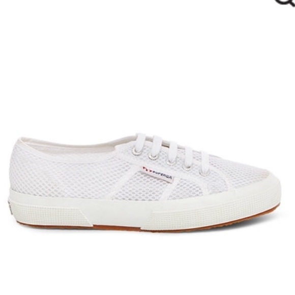 b744fff3ddfbc Brand New With Box Superga 2750 Meshu Sneakers 8 NWT